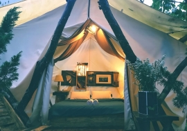 Glamping in Kerry