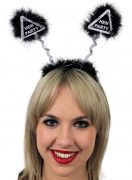 Black Hen Party Boppers